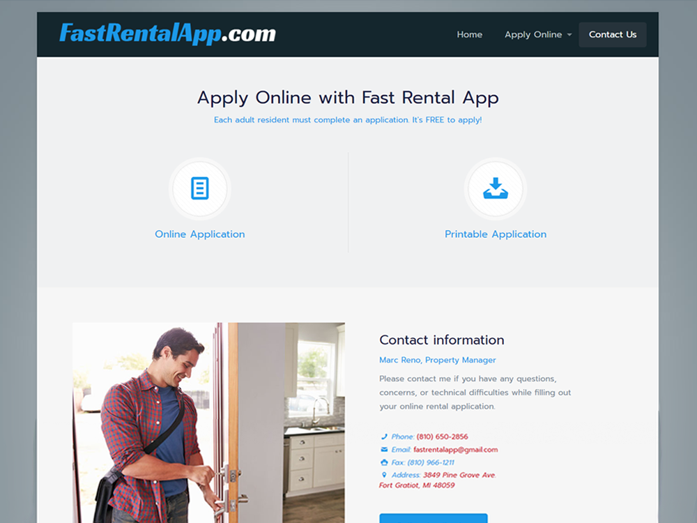 fast-rental-app-screen
