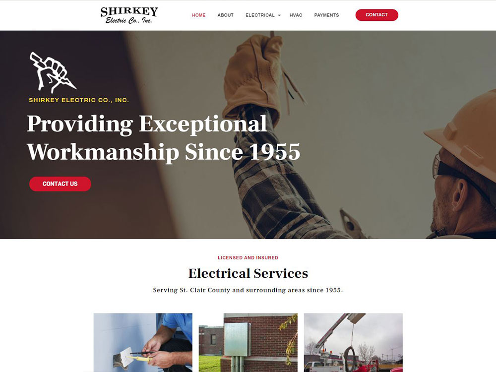 Contractor-website