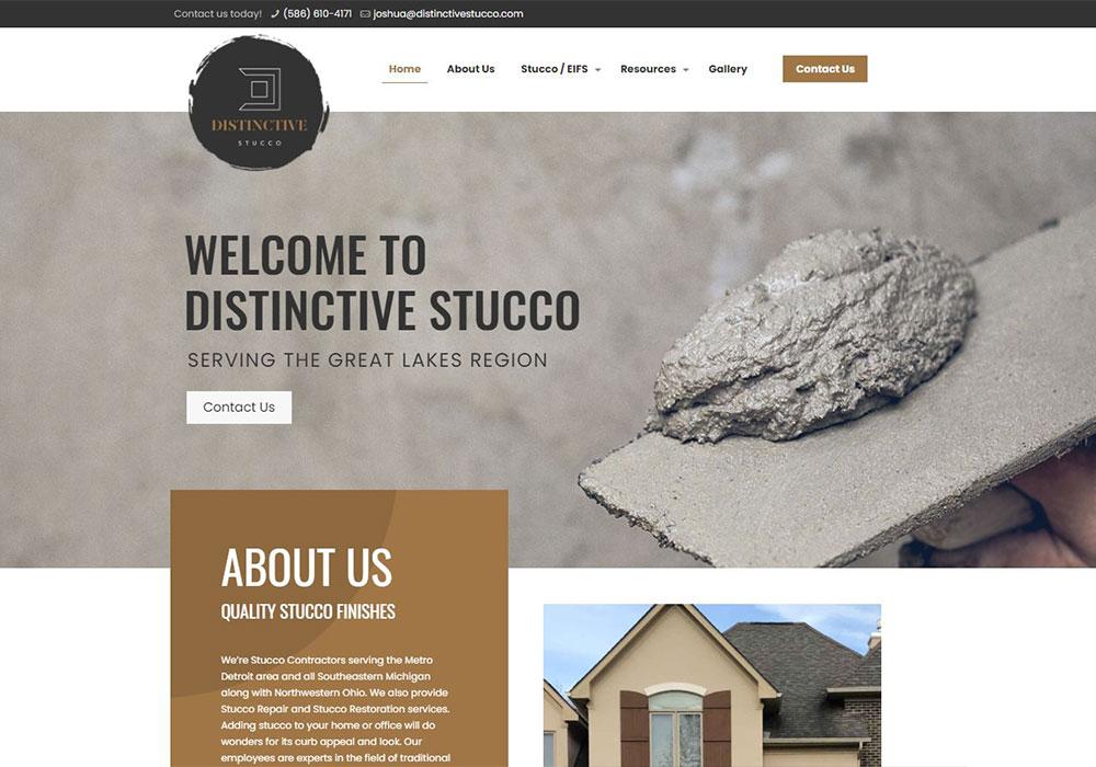 Stucco-website